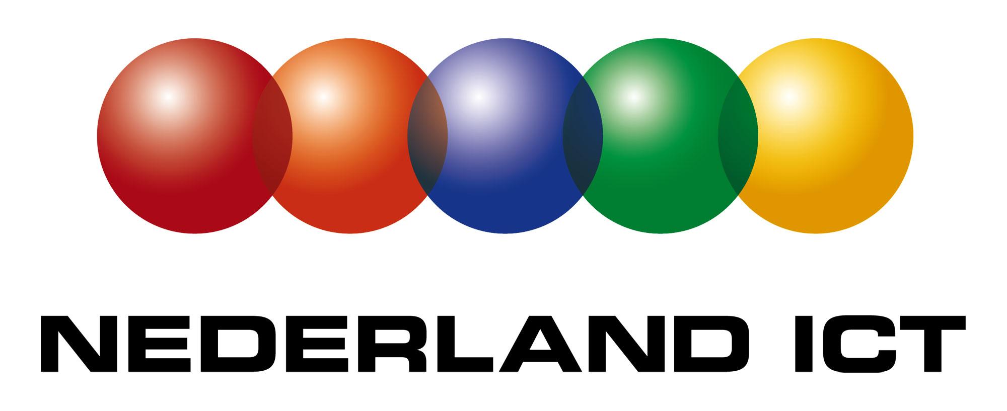 logo nederland ict